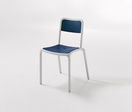 Miss Alu* by PEDRALI | Multipurpose chairs