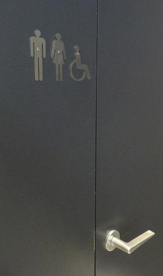 littera by Marcal Signalétique | Symbols / Signs