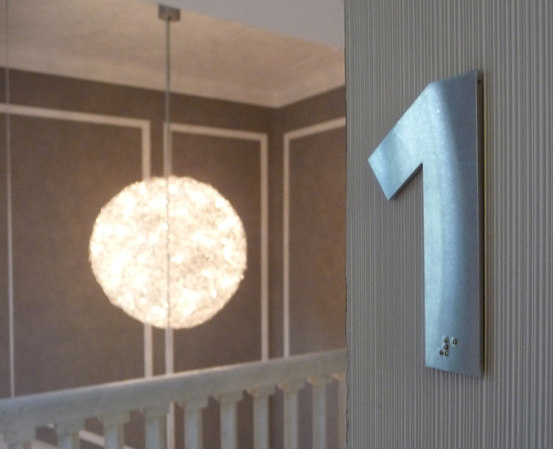 littera by Marcal Signalétique | House numbers / letters