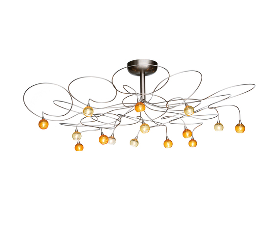 Colorball ceiling light 15 by HARCO LOOR | General lighting