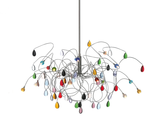 Drops pendant light 15 by HARCO LOOR | General lighting