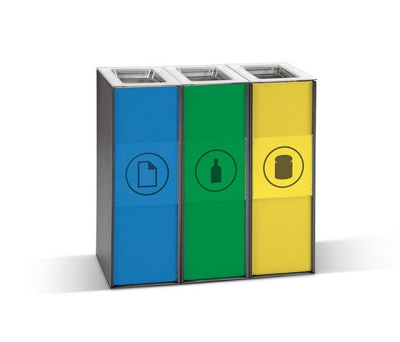 Zurich von Planning Sisplamo | Abfallbehälter / Papierkörbe