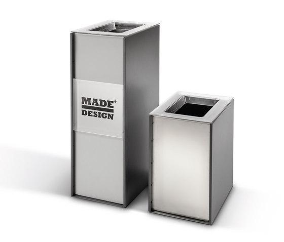 Zurich by Planning Sisplamo | Waste baskets