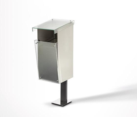 Luzerna Litter bin by Planning Sisplamo | Exterior bins