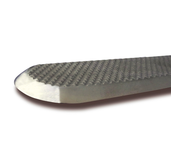 podo inox relief by Marcal Signalétique | Guidance / Tactile paving