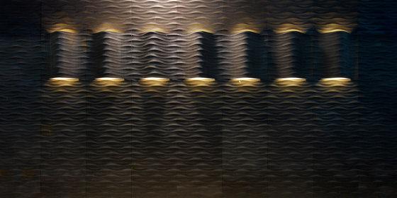 Complementi Luce   Fondo curve luce di Lithos Design   Lastre pietra naturale