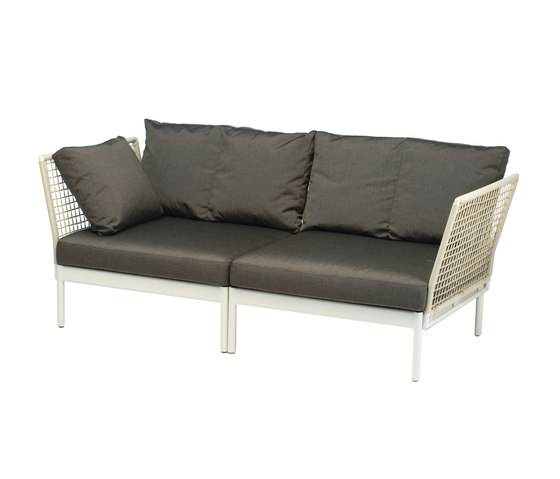 Lodge 2-seater by Fischer Möbel | Garden sofas