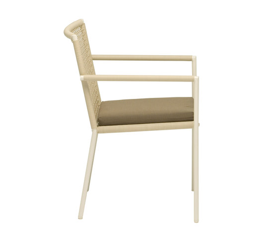 Lodge armchair di Fischer Möbel | Sedie