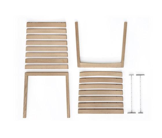 Rip Chair de schneiderschram | Chaises de restaurant