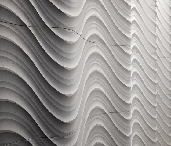 Seta curve by Lithos Design | Natural stone slabs