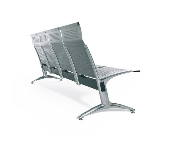 Ala metal di Forma 5 | Sedute su trave