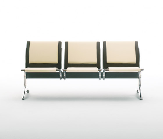Ala Wooden return by Forma 5 | Beam / traverse seating