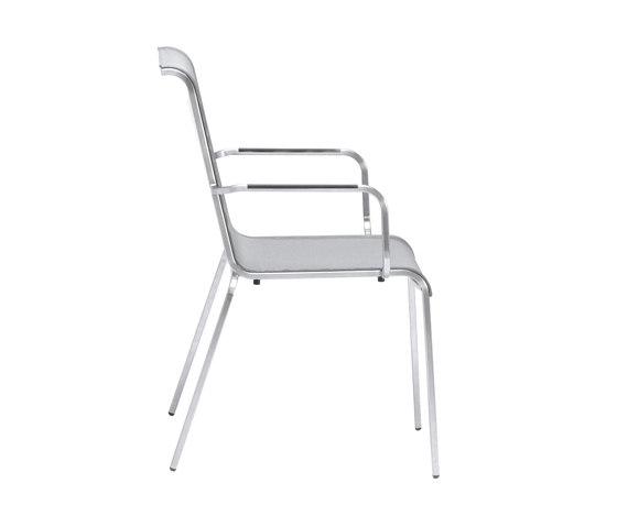 Modena armchair by Fischer Möbel   Garden chairs
