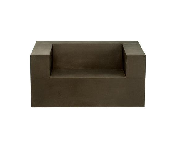 SoHo lounge 2-seater de Fischer Möbel | Sofás de jardín