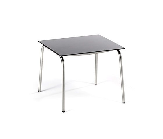 Taku side table de Fischer Möbel | Taburetes de jardín