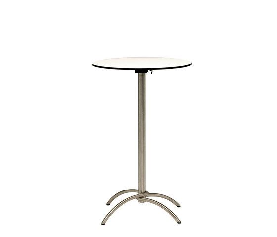Taku cocktail table by Fischer Möbel | Bar tables