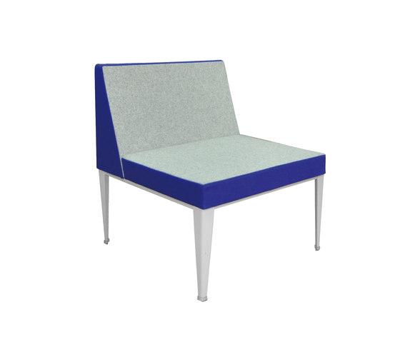 Corner de Forma 5 | Éléments de sièges modulables