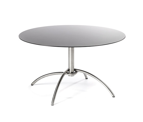 Taku bistro table by Fischer Möbel | Dining tables