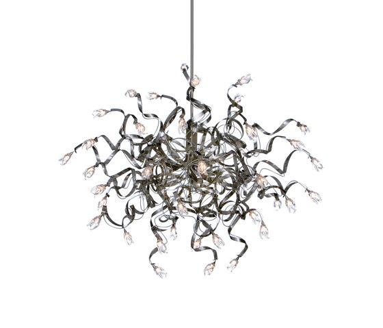 Guirlande pendant lamp 40 by HARCO LOOR | General lighting