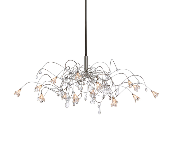 Ice Plus pendant light 15-15 by HARCO LOOR | General lighting