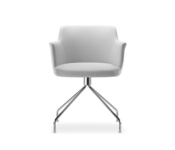 Cuore by Forma 5 | Visitors chairs / Side chairs