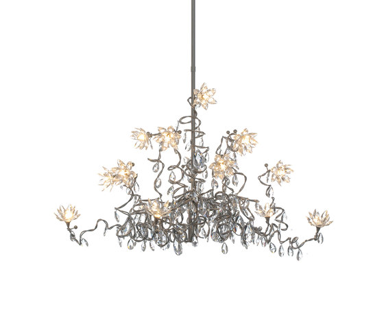 Jewel Chandelier pendant light 15-transparent by HARCO LOOR | General lighting