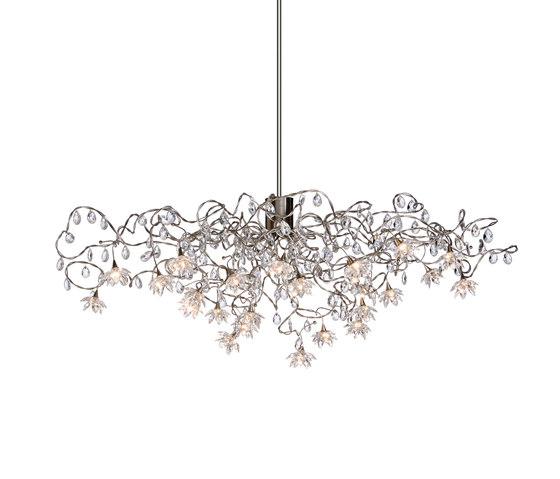 Jewel pendant light 24 by HARCO LOOR | General lighting