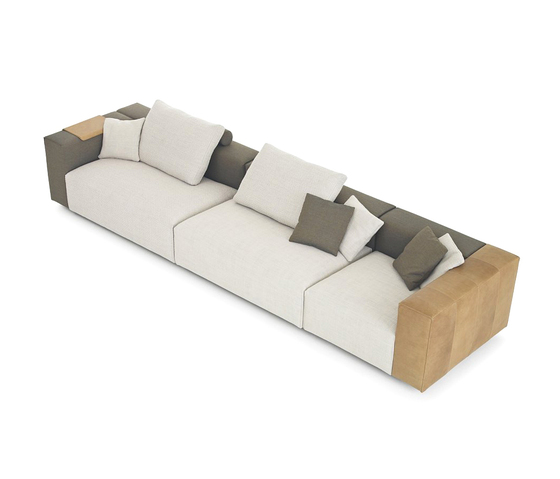 Domino by Montis | Lounge sofas