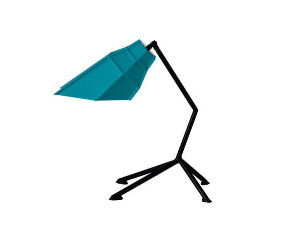 Pett table lightblue by Diesel by Foscarini | General lighting
