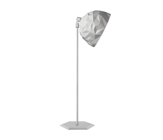 Rock floor white de Diesel by Foscarini | Éclairage général