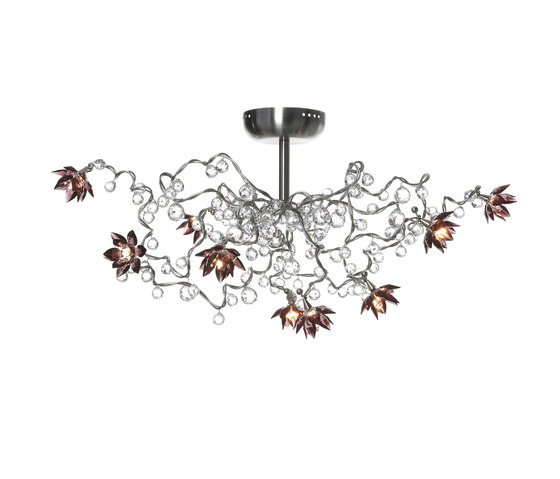 Jewel Diamond ceiling light 9-amethyst by HARCO LOOR | General lighting