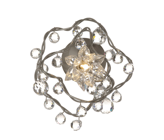Jewel Diamond wall lamp 1-transparent by HARCO LOOR | General lighting