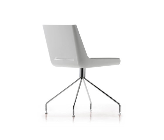 Nanta by Forma 5 | Visitors chairs / Side chairs