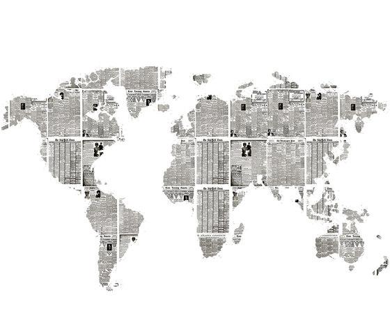 News Planet de Wall&decò | Revêtements muraux / papiers peint