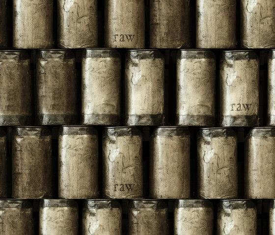 Raw de Wall&decò | Revestimientos de paredes / papeles pintados