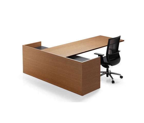 Quorum by Forma 5 | Individual desks