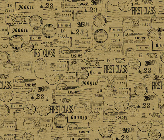 Send your thing by Wall&decò | Wall coverings / wallpapers