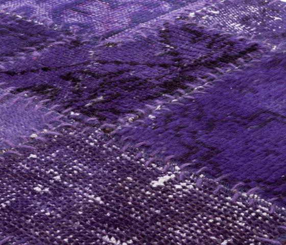 Industrial deep lilac by Miinu | Rugs