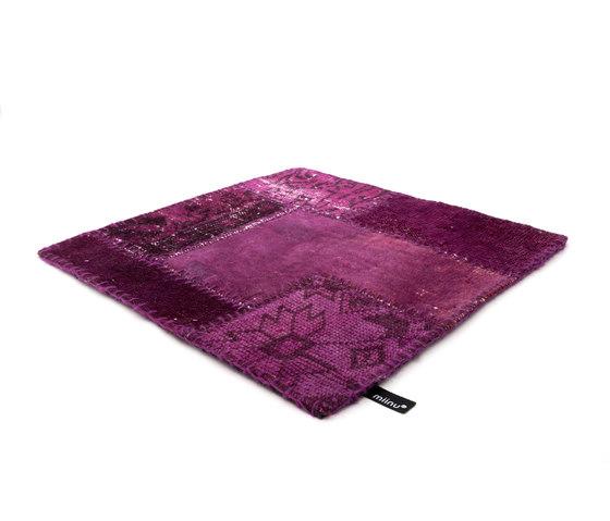 Industrial fuchsia purple by Miinu | Rugs