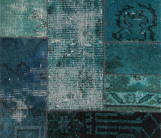 Industrial lake blue by Miinu | Rugs
