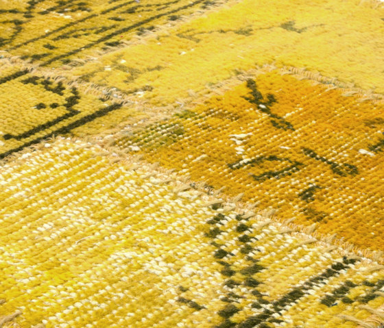 Industrial lemon curry by Miinu | Rugs