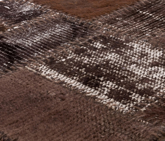 Industrial tobacco brown by Miinu   Rugs