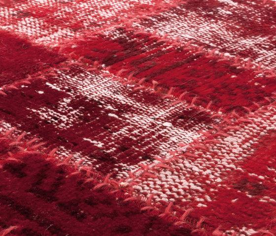Industrial true red by Miinu | Rugs