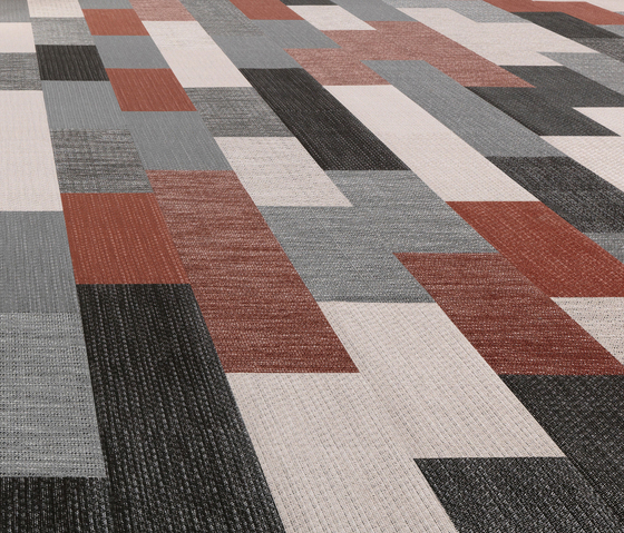 Artisan Planks by Bolon | Wall-to-wall carpets