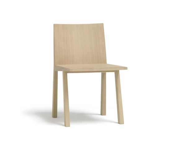 Woody SI 1250 by Andreu World | Restaurant chairs