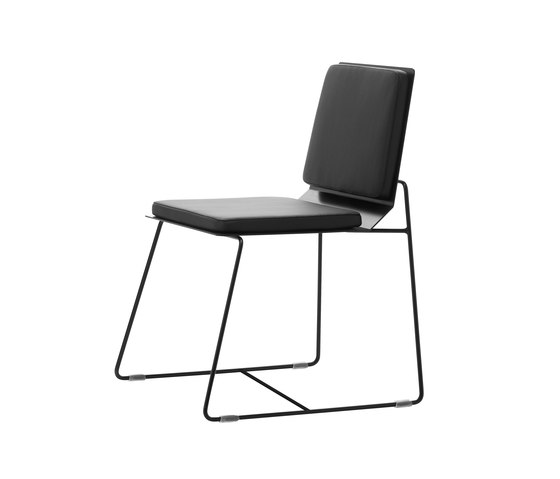 Tom by Forma 5 | Visitors chairs / Side chairs
