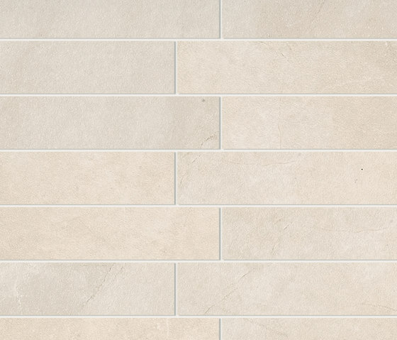 Stone-leader Mosaico Ivory Tile by Refin | Ceramic mosaics