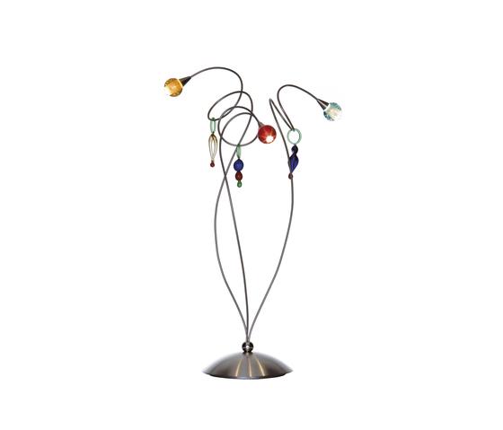 Strawberry lampe de table 3-multicolor de HARCO LOOR | Éclairage général