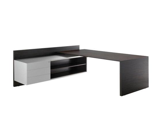 Vektor executive by Forma 5 | Individual desks