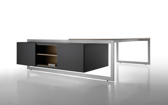Vektor executive by Forma 5 | Individual desks